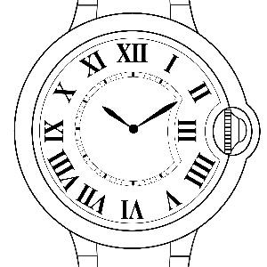 Cartier Ballon Bleu WE902030 - Worldwide Watch Prices Comparison & Watch Search Engine