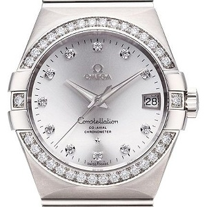 Omega Constellation 123.55.38.21.52.003 - Worldwide Watch Prices Comparison & Watch Search Engine