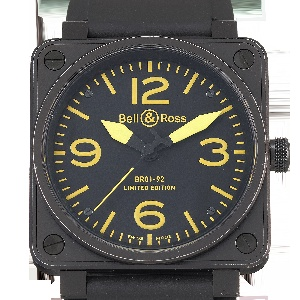 Bell & Ross BR 01 BR01-92-S - Worldwide Watch Prices Comparison & Watch Search Engine