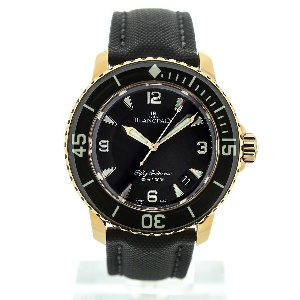 Blancpain Fifty Fathoms 5015-3630-52 - Worldwide Watch Prices Comparison & Watch Search Engine