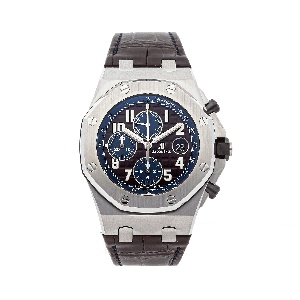 Audemars-Piguet Audemars-Piguet-Royal-Oak-Offshore 26470ST.OO.A099CR.01 - Worldwide Watch Prices Comparison & Watch Search Engine