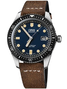 Oris Divers Sixty-Five 733 7720 4055-07 5 21 02 - Worldwide Watch Prices Comparison & Watch Search Engine