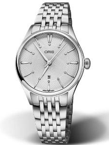 Oris Artelier Diamond Date 561 7722 4031-07-MB - Worldwide Watch Prices Comparison & Watch Search Engine