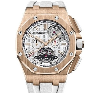 Audemars Piguet Royal Oak Offshore Tourbillon Chronograph Selfwinding 26540OR.OO.A010CA.01 - Worldwide Watch Prices Comparison & Watch Search Engine