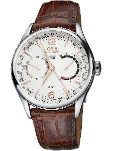 Oris Artelier Calibre 113 Mechanical 113 7738 4031-SET LS - Worldwide Watch Prices Comparison & Watch Search Engine
