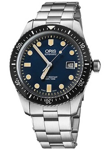 Oris Divers Sixty-Five 733 7720 4055-07 8 21 18 - Worldwide Watch Prices Comparison & Watch Search Engine