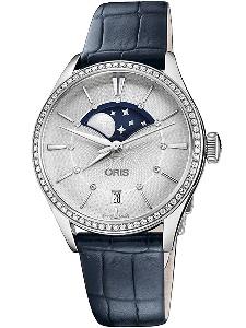 Oris Artelier Gre Lune 763 7723 4951-07 LS - Worldwide Watch Prices Comparison & Watch Search Engine