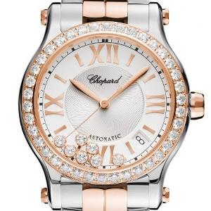 Chopard Happy Sport 278559-6004 - Worldwide Watch Prices Comparison & Watch Search Engine