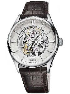 Oris Artelier Skeleton 734 7721 4051-07LS - Worldwide Watch Prices Comparison & Watch Search Engine