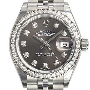 Rolex Lady-Datejust 279384RBR - Worldwide Watch Prices Comparison & Watch Search Engine