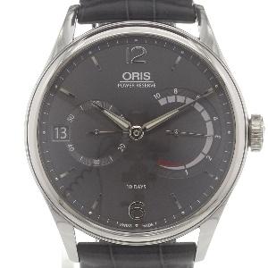 Oris Artelier 01 111 7700 4063-Set 1 23 72FC - Worldwide Watch Prices Comparison & Watch Search Engine