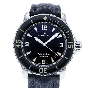 Blancpain Fifty Fathoms 5015-1130-52 - Worldwide Watch Prices Comparison & Watch Search Engine