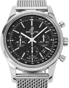 Breitling Transocean Chronograph AB015212.BA99.154A - Worldwide Watch Prices Comparison & Watch Search Engine