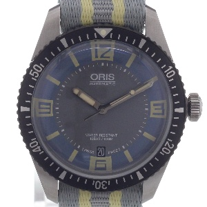 Oris Divers 01 733 7707 4065-07 5 20 28FC - Worldwide Watch Prices Comparison & Watch Search Engine
