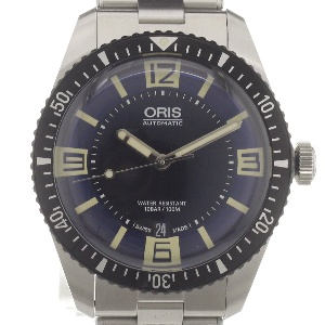 Oris Divers 01 733 7707 4065-07 8 20 18 - Worldwide Watch Prices Comparison & Watch Search Engine