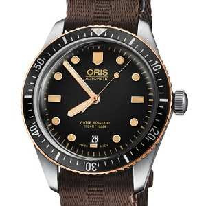 Oris Divers 01 733 7707 4354-07 5 20 30 - Worldwide Watch Prices Comparison & Watch Search Engine