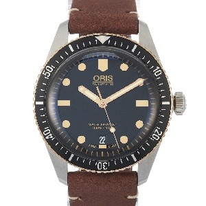 Oris Divers 01 733 7707 4354-07 5 20 45 - Worldwide Watch Prices Comparison & Watch Search Engine