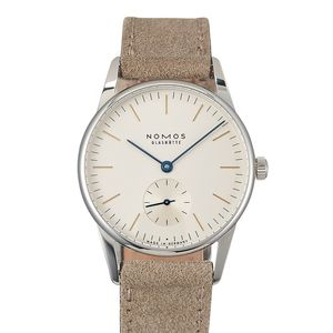 Nomos Orion 321 - Worldwide Watch Prices Comparison & Watch Search Engine