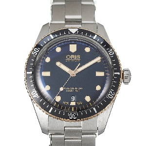 Oris Divers 01 733 7707 4354-07 8 20 18 - Worldwide Watch Prices Comparison & Watch Search Engine