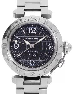 Cartier Pasha C GMT W31049M7 - Worldwide Watch Prices Comparison & Watch Search Engine