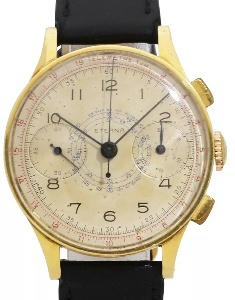 Eterna Vintage Chronograph CAL. 703E - Worldwide Watch Prices Comparison & Watch Search Engine