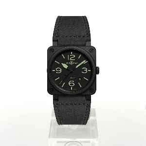 Bell & Ross Instruments BR0392-BL3-CE/SCA - Worldwide Watch Prices Comparison & Watch Search Engine