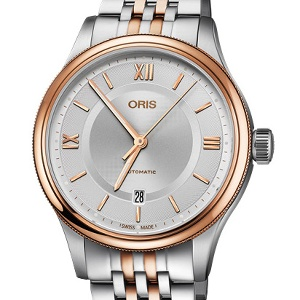 Oris Classic 01 733 7719 4371-07 8 20 12 - Worldwide Watch Prices Comparison & Watch Search Engine