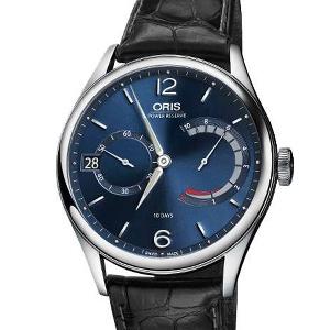 Oris Artelier 01 111 7700 4065-Set 1 23 72FC - Worldwide Watch Prices Comparison & Watch Search Engine