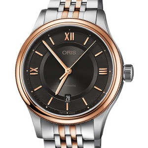 Oris Classic 01 733 7719 4373-07 8 20 12 - Worldwide Watch Prices Comparison & Watch Search Engine