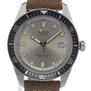 Oris Divers 01 733 7720 4051-07 5 21 02 - Worldwide Watch Prices Comparison & Watch Search Engine