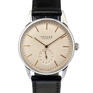 Nomos Orion 352 - Worldwide Watch Prices Comparison & Watch Search Engine