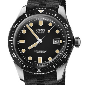 Oris Divers 01 733 7720 4054-07 5 21 26FC - Worldwide Watch Prices Comparison & Watch Search Engine