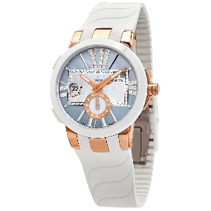 Ulysse Nardin Executive Dual Time 246-10-3-392 - Worldwide Watch Prices Comparison & Watch Search Engine