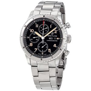 Breitling Aviator 8 A13316101B1A1 - Worldwide Watch Prices Comparison & Watch Search Engine