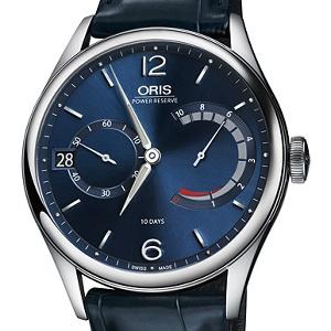 Oris Artelier 01 111 7700 4065-Set 1 23 87FC - Worldwide Watch Prices Comparison & Watch Search Engine