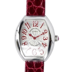 Franck Muller Heart 5002LQZ(AC) - Worldwide Watch Prices Comparison & Watch Search Engine