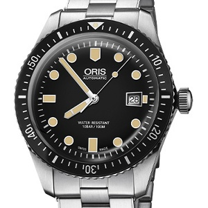Oris Divers 01 733 7720 4054-07 8 21 18 - Worldwide Watch Prices Comparison & Watch Search Engine