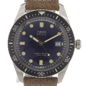 Oris Divers 01 733 7720 4055-07 5 21 02 - Worldwide Watch Prices Comparison & Watch Search Engine