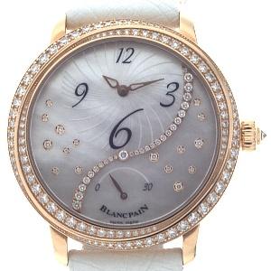 Blancpain Women 3650A-3754-58B - Worldwide Watch Prices Comparison & Watch Search Engine