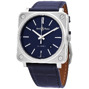 Bell And Ross Aviation BRS92-BLU-ST/SCR - Worldwide Watch Prices Comparison & Watch Search Engine