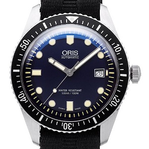 Oris Divers 01 733 7720 4055-07 5 21 26FC - Worldwide Watch Prices Comparison & Watch Search Engine