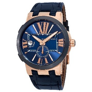 Ulysse Nardin Executive Dual Time 246-00/43 - Worldwide Watch Prices Comparison & Watch Search Engine