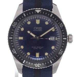 Oris Divers 01 733 7720 4055-07 5 21 28FC - Worldwide Watch Prices Comparison & Watch Search Engine