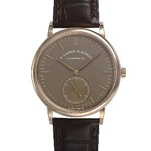 A. Lange & Söhne Saxonia 380042 - Worldwide Watch Prices Comparison & Watch Search Engine