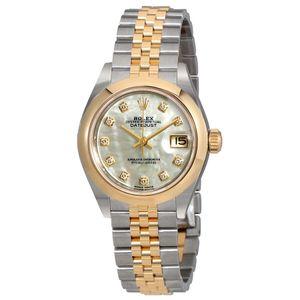 Rolex Lady Datejust 279163MDJ - Worldwide Watch Prices Comparison & Watch Search Engine