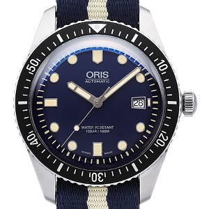 Oris Divers 01 733 7720 4055-07 5 21 29FC - Worldwide Watch Prices Comparison & Watch Search Engine