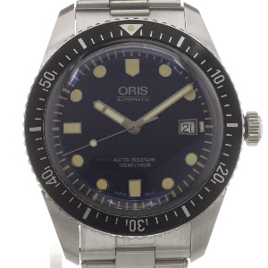 Oris Divers 01 733 7720 4055-07 8 21 18 - Worldwide Watch Prices Comparison & Watch Search Engine