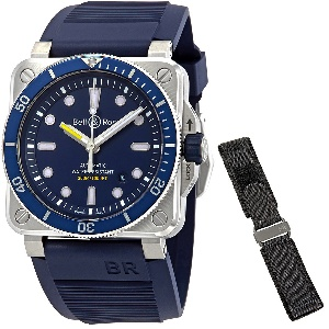 Bell And Ross Diver BR0392-D-BU-ST/SRB - Worldwide Watch Prices Comparison & Watch Search Engine