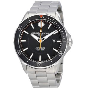 Baume Et Mercier Clifton MOA10340 - Worldwide Watch Prices Comparison & Watch Search Engine