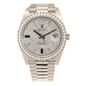 Rolex Day-Date 40 228349rbr-0036 - Worldwide Watch Prices Comparison & Watch Search Engine